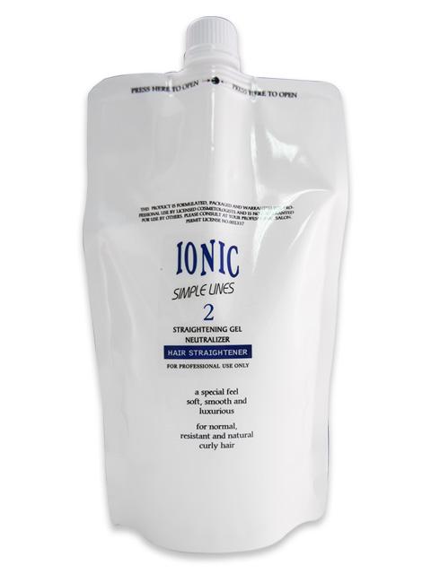 IONIC 艾爾妮可離子燙-正常2劑