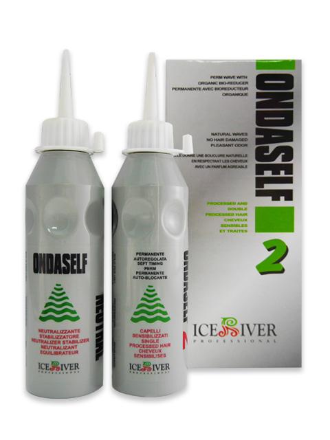 生化科技燙-受損髮2劑式