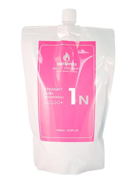 水潤髮妝燙系列 - 受損髮1劑(1N) 1000ml