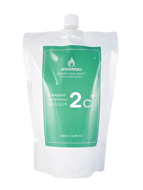 水潤髮妝燙系列 - 雙氧膏狀2劑(2C+) 1000ml