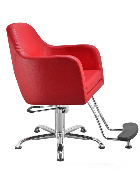 3D冷記憶棉沙發型美髮椅