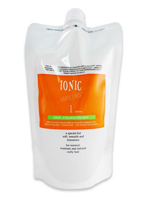IONIC 艾爾妮可輕鬆燙-1劑
