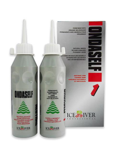 生化科技燙-正常髮2劑式