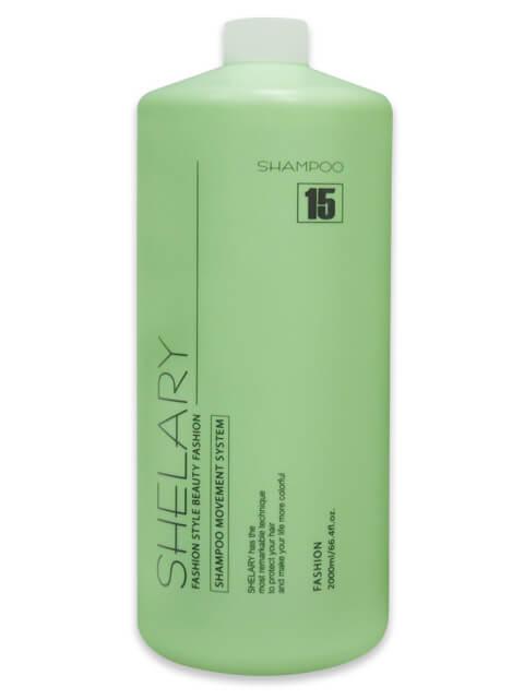 高級專業洗髮精-水蜜桃涼&不涼2000ml