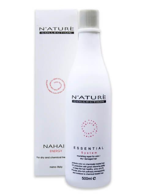 天然水質感多功能去屑洗髮精 500ml