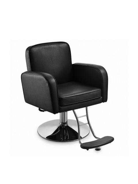 美髮椅D6A-LOB-90-圓盤座