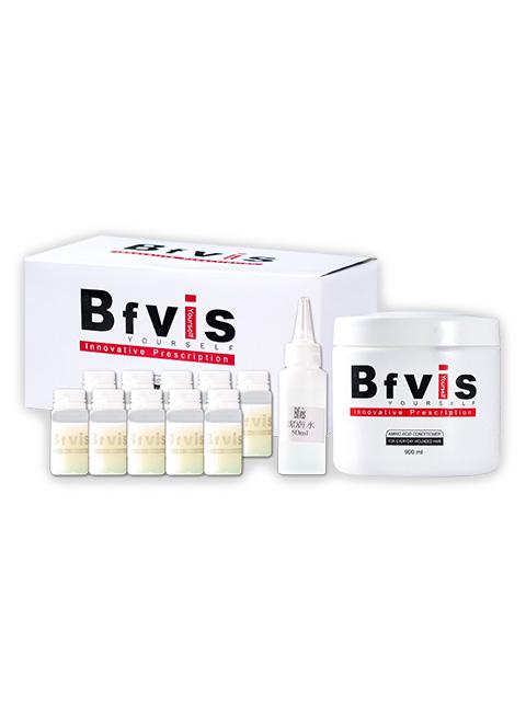 Bfvis 酵素藻素強效護髮組 900ml+50ml+8ml×10