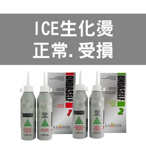 ICE生化燙(正常)(受損)